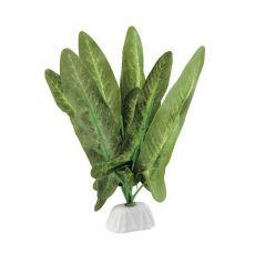 Hodvábna rastlina do akvária - plastová, 12cm