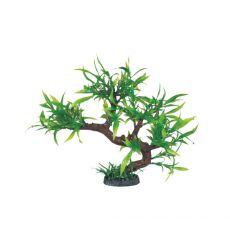 Umelá akvarijná rastlina KB – 019 - 18 x 5 x 25 cm