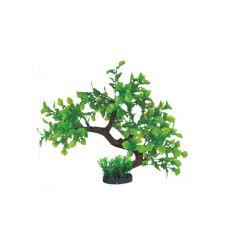 Umelá akvarijná rastlina KB – 016 - 25 x 5 x 25 cm