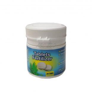 Bio tabletkové hnojivo pre rastliny 20 tbl