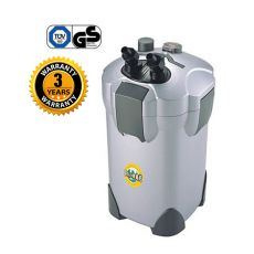 Vonkajší filter BOYU EFU-20 + 5W UV ( 100-150L)