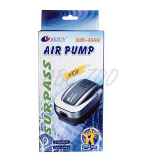 Vzduchovací motorček Resun AIR 3000