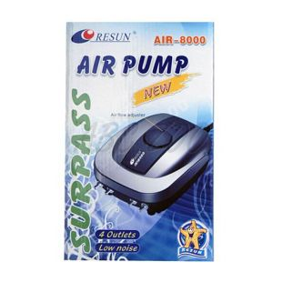 Vzduchovací motorček Resun AIR 8000