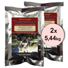 TimberWolf LAMB with APPLES Originals 2 x 5,44kg