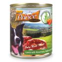 Konzerva PRINCE Premium - jahňa s rozmarínom, jablkami a mrkvou 800g