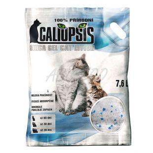 Podstieľka pre mačky CALIOPSIS SILICA - 7,6l
