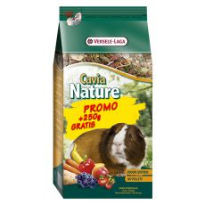 Cavia Nature 2,5kg + 250g GRATIS - krmivo pre morčatá