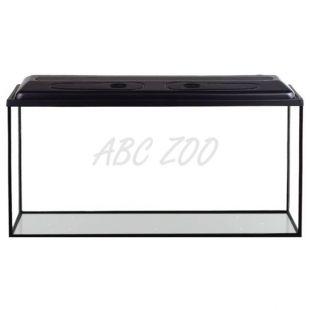 Akva DIVERSA 120x50x50 cm 300l + kryt s osvetlením