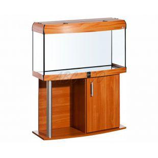 Akvárium komplet DIVERSA 200l oválne + stolík COMFORT