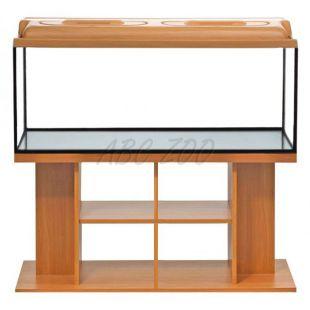 Akvárium komplet DIVERSA 240l CHERRY + stolík BUDGET
