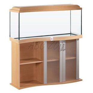 Akvárium komplet DIVERSA - FALA 240l + stolík MODERN