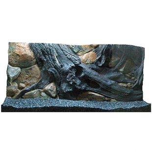 3D Pozadie do akvária 100x50 cm - AMAZON