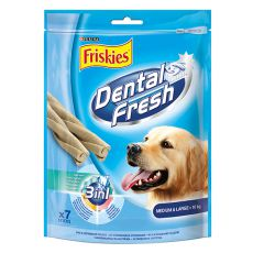 FRISKIES Dental Fresh - 7ks, 180g