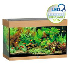 Akvárium JUWEL Rio LED 125 - svetlo hnedé