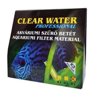 SZAT Clear Water Original K3 pre 350 - 600L + Protein Filter Technologi