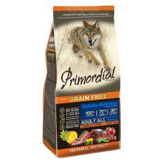 Primordial GF ADULT - jahňa a tuniak, 2kg