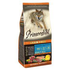 Primordial GF ADULT - kačka a pstruh, 12kg