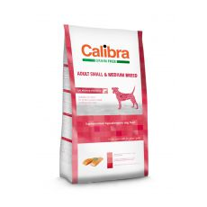 Calibra Dog GF Adult Medium & Small Breed Salmon 12kg