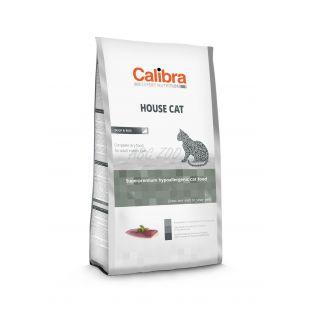 CALIBRA Cat EN Housecat Chicken & Duck 2kg