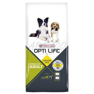 Versele Laga Opti Life Adult Medium 12,5kg