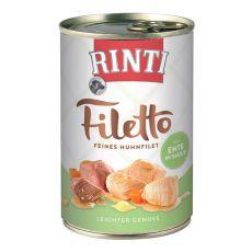 Rinti Filetto - kura a kačka v omáčke, 420g