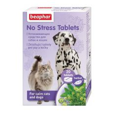 BEAPHAR No Stress Tablets - 20 tabliet