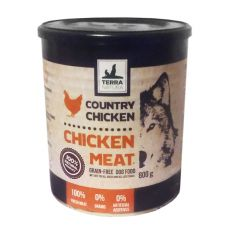 Konzerva Terra Natura Country Chicken Meat 800g