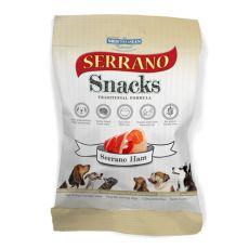 Pamlsky pre psa MEDITERRANEAN NATURAL so Serrano šunkou - 100 g