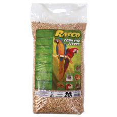 Podstielka kukuričná RASCO 20 l - hrubá