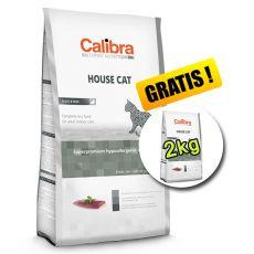 CALIBRA Cat EN Housecat Chicken & Duck 7kg + 2kg ZDARMA