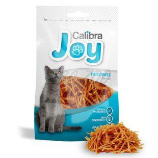 Pamlsky - Calibra Cat Joy Fish Stripes 70g