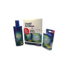 Bio hnojivový Set - 12 tabletiek + tekuté hnojivo 250 ml