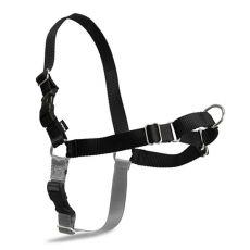 Postroj proti ťahaniu EasyWalk Harness - XL, čierny