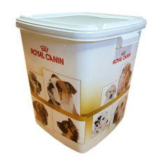 Nádoba ROYAL CANIN na suché krmivo - plastová, 43 L