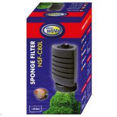 Molitanový filter NSF-C80L - rohový