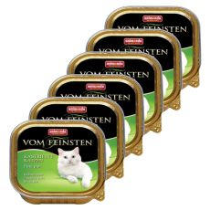 Animonda Vom Feinsten Castrated Cats - morčacie mäso 6 x 100g