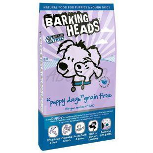 Barking Heads Puppy Days Grain Free 12kg