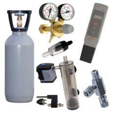 CO2 AAA set 2kg + pH meter ZDARMA