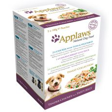 Kapsičky APPLAWS dog FINEST SELECTION 5x100g