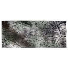 3D akvarijné pozadie 120 x 60 cm - tenké - GREY