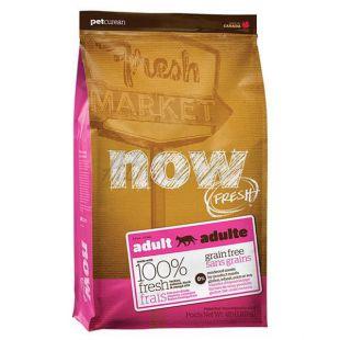 Petcurean NOW FRESH Grain Free ADULT CATS 1,81kg