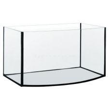 Akvarium oválne 60x30x30cm / 54L