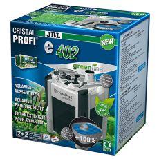 JBL CristalProfi e402 greenline - vonkajší filter (40 - 120l)
