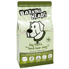 Barking Heads Big Foot Bad Hair Day - 2kg