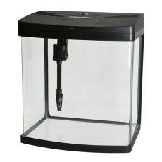Akvárium CLASSICA PARADOM XL620 105L - čierne, oválne