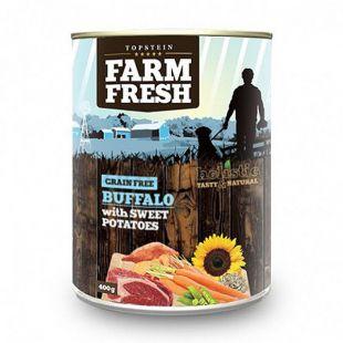 Farm Fresh - Buffalo with Sweet Potatoes 400g