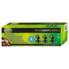 Osvetlenie do jazierka NLEDPB-3LED 3x2W