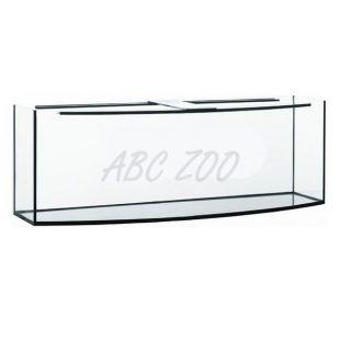 Akvarium oválne 150x50x50cm / 375L