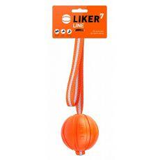 Preťahovadlo pre psa LIKER Line so šnúrkou 7cm