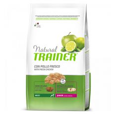 Trainer Natural Junior Maxi, kura 12kg